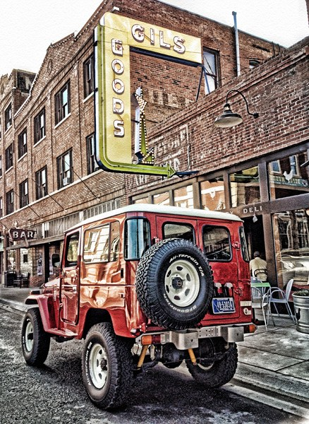 BJ42, Livingston, Montana