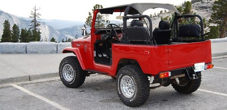Freeborn FJ40 Yosemite. New 2F