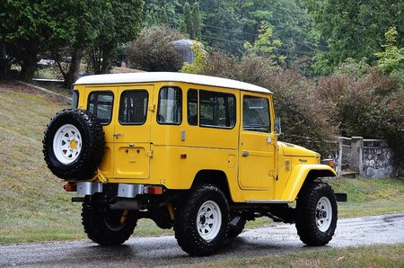 1984 FJ40 Super B (last year made worldwide BJ42 3B diesel)