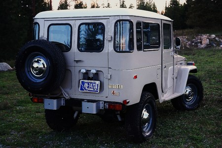 1979 FJ40 Factory AC & PS, Amazing survior