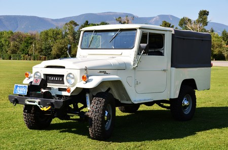 1964 FJ45 Short bed pickup. Super Rare Icon
