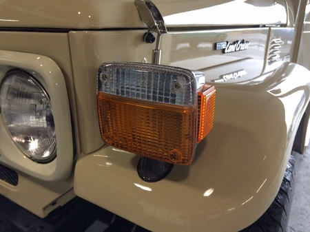 1982 FJ40 as New as you will find
