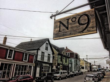 No. 9, Lunenburg, NS