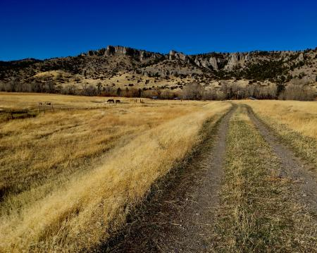 The Path to Heaven; Smoot Ranch, MT