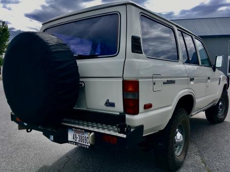 The nicest driving FJ60 anywhere. H55 5 speed, 137,000 original miles. Upgraded to keep