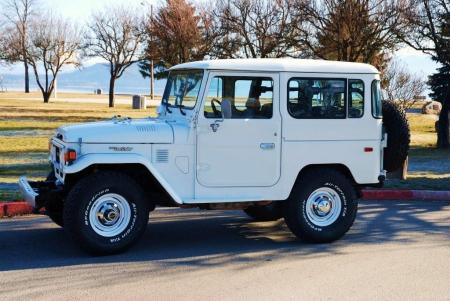 1983 FJ40 Land Cruiser Factory AC PS 033