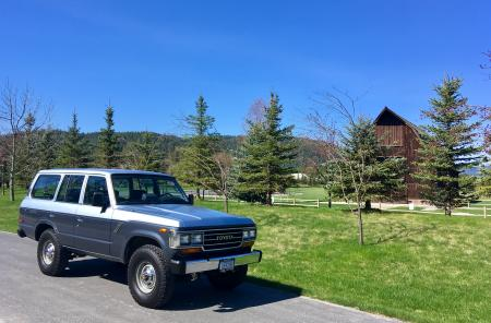 1988 FJ62 The Best of The Best