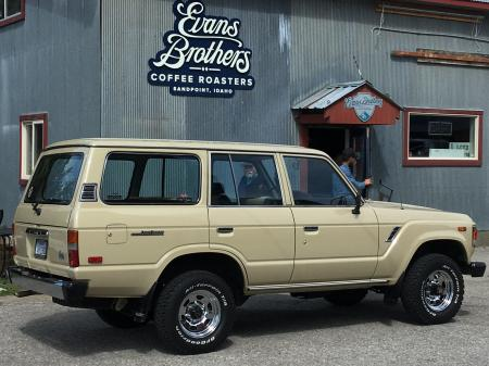 The nicest 60 series Land Cruiser I have ever owned. And, completely original.