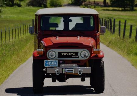 1983 BJ42 Factory AC PS H55 5 speed